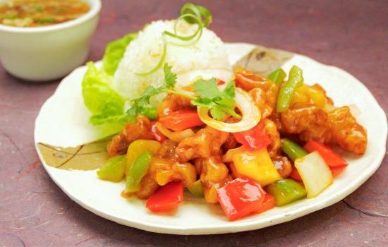 咕老肉 Sweet Sour Pork