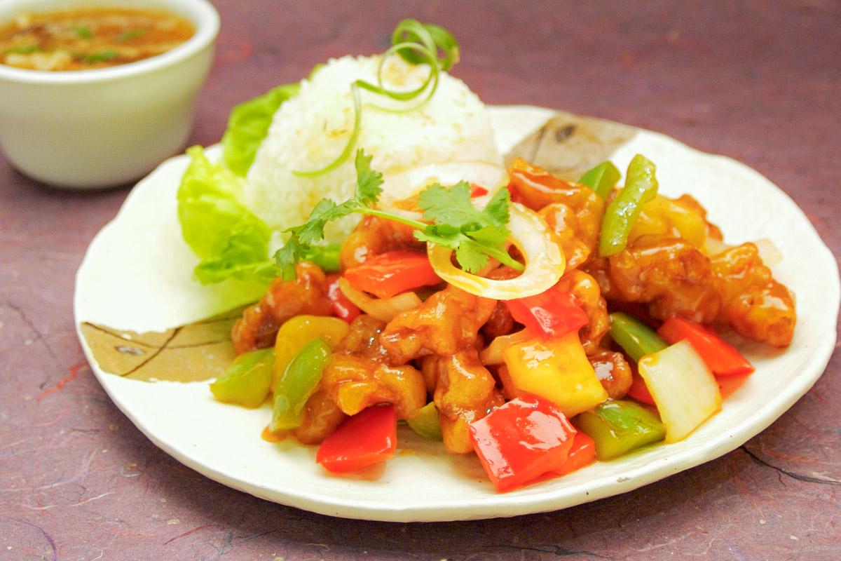 sweet sour pork yan can cook forumfinder Images