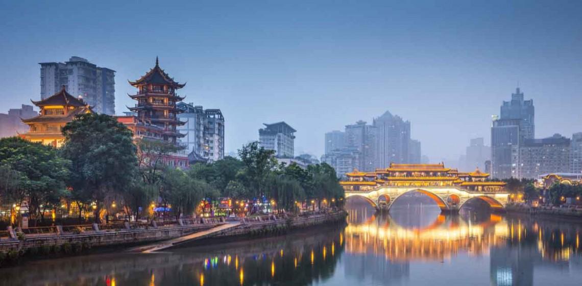 2017 Chengdu by the Bay