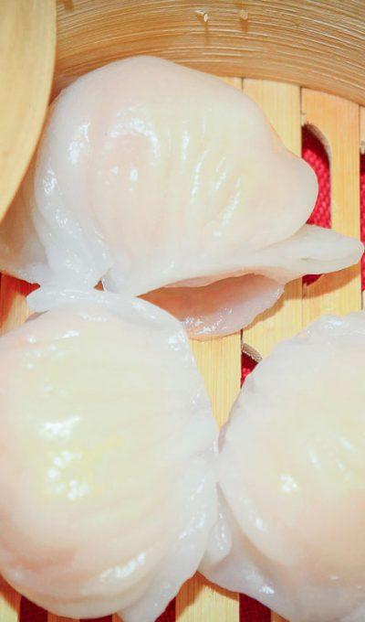 蝦餃 Har Gau Prawn Dumplings