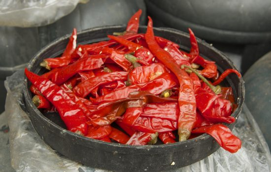 Sichuan Pickled Vegetables – Pao Cai
