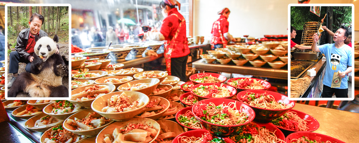 Chengdu Cultural Culinary Tour – Daily Itinerary