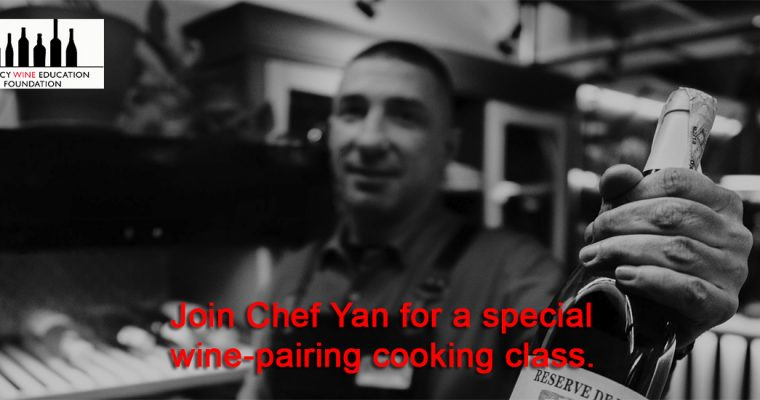 Chef Martin Yan virtually hosts a Cooking Class on January 27, 2021 with Wine Pairings from Zach Pace at Prologue Wine Co