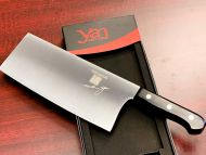 Professional Knife & free gift cookbook