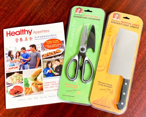 Healthy Cooking Starter Kit